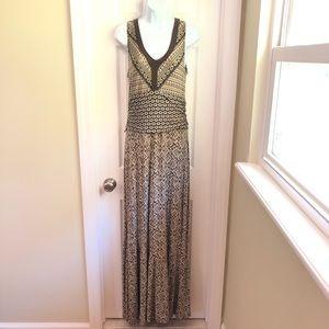 💓Buy 3 Get 1💓Athleta Printed Maya Maxi Dress
